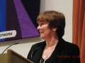 19e 18.7.14 Revd Ruth Gee at NJPN Conference in Swanwick