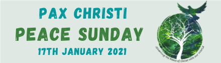 NJPN Comment in the Catholic Universe – Aisling Griffin: Peace Sunday 17 January 2021
